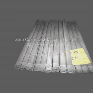 Silicon Nitride bond Silicon Carbide Thermocouple Non Metal Protecting Tube