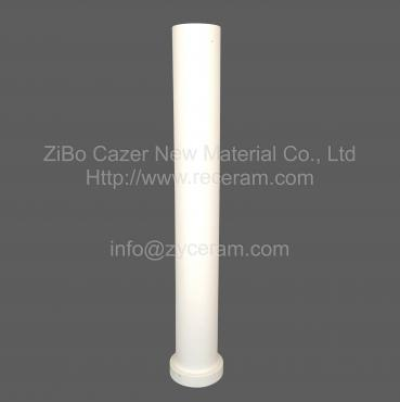 Aluminum Titanate Rising Liquid Tube For Aluminum Industry