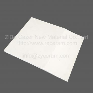 ceramic fiber Casting sheet set for hot rolling aluminum coil